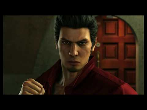 Yakuza 6: The Song of Life - Prologue: Tsuyoshi Nagumo Wants To Fight Kazuma Kiryu Cutscene (2018)