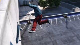 Skate 3: Funny Fails - Episode 4