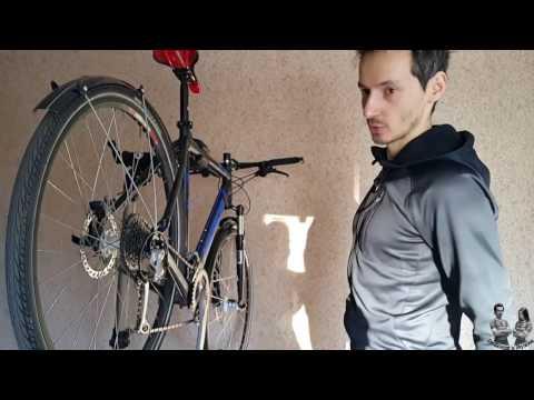 Настройка заднего переключателя на велосипеде. Настройки переключения, часть 1.