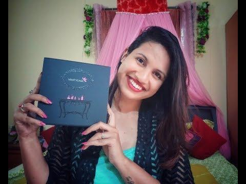 Vanity Cask April 2018 - shades of April Edition- Indian Vlogger + Blogger Prachi Maulingker Naik
