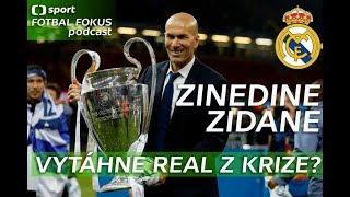 Fotbal fokus podcast: Vytáhne Zidane ještě Real z krize, nebo jeho éra skončí?