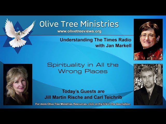 Spirituality in All the Wrong Places – Jill Martin Rische and Carl Teichrib