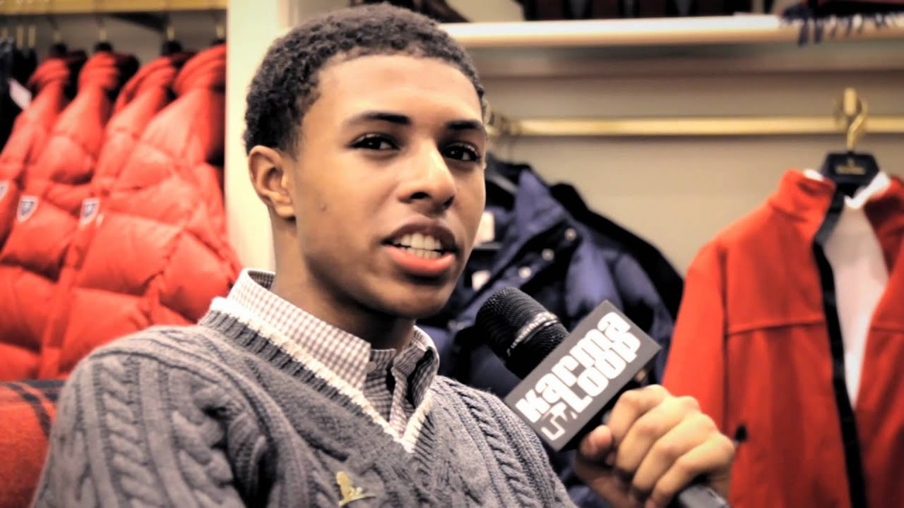 Diggy Simmons Interview - YouTube