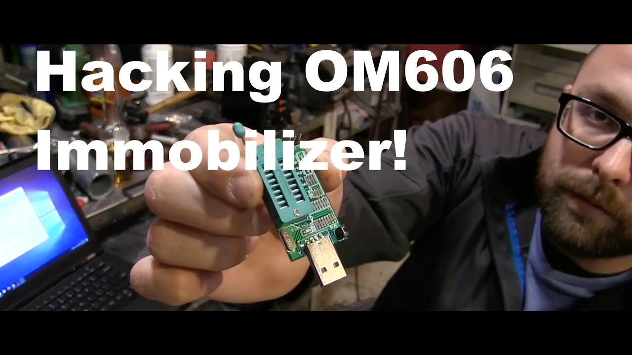 Hacking The Immobilizer for the OM606 Diesel Wagon Swap