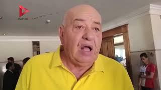 والد ريهام سعيد من المحكمة