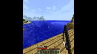 Как поймать рыбу в Minecraft!