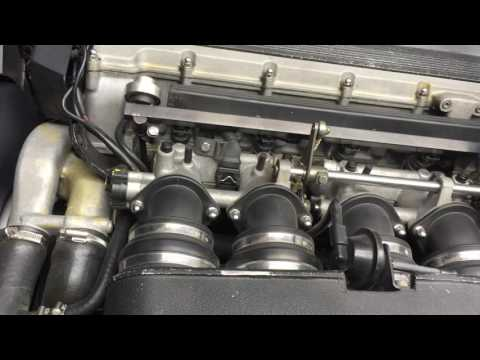 Проверка расходомера BMW E34 M5 S38B38
