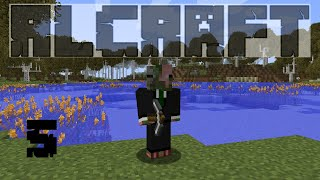 Iron Pickaxe (RLCraft Let's Play Live Stream Replay Ep. 5)