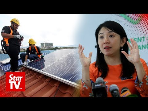 Malaysia can generate more electricity if all roofs use solar panels, says Yeo