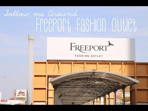 {Follow me around} Shoppen im Freeport Fashion Outlet