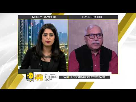 Sri Lanka presidential election: WION Speaks to Dr. S. Y. Quraishi, Former CEC of India