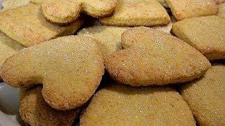 Творожное нежное печенье. Готовить легко и быстро.