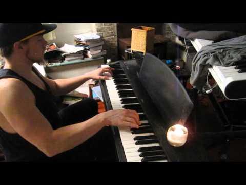 J Cole She Knows Piano Cover