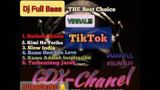 MANTULL!!! Kumpulan Dj Full Bass   2020   Barbeza Kasta   Virral TikTok