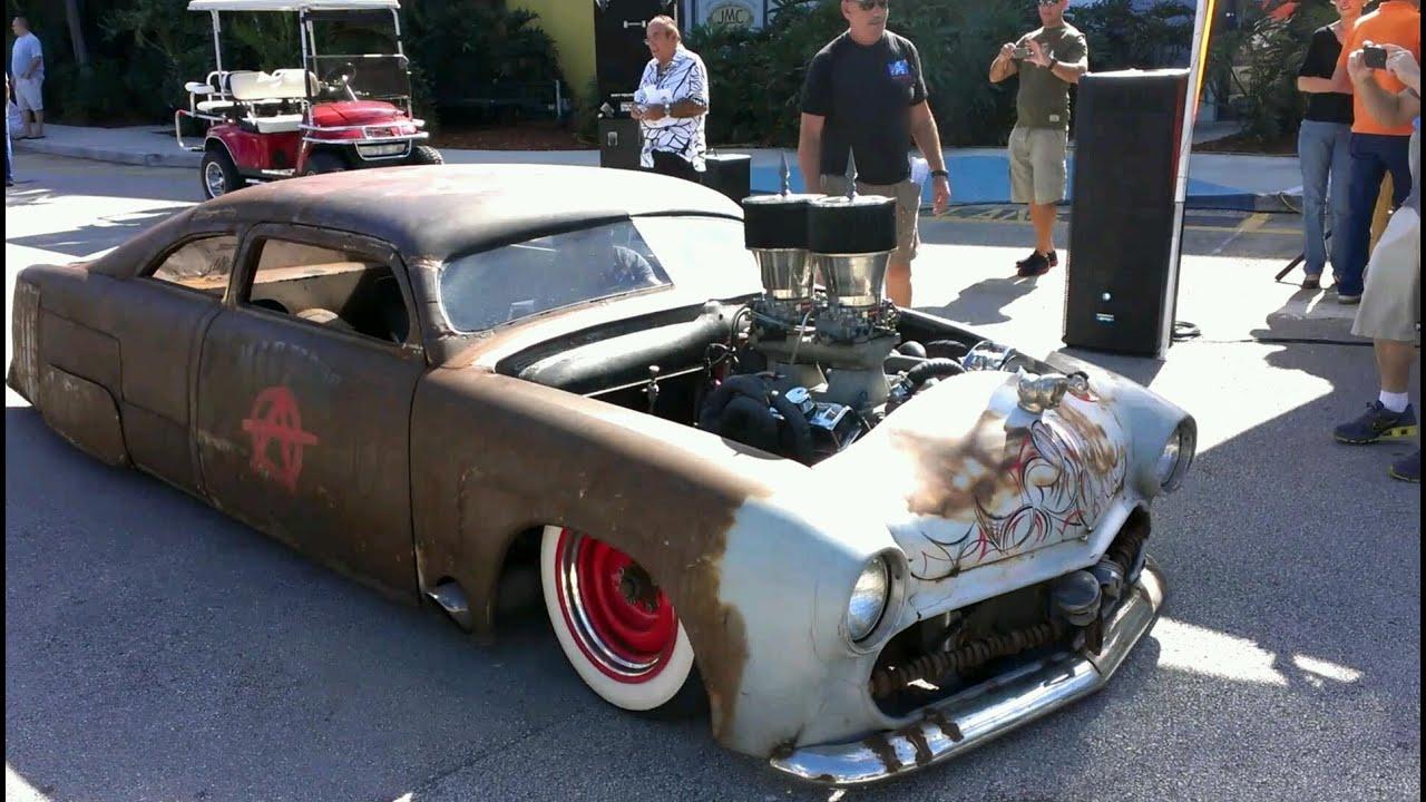 Zero To  Garage Car Show