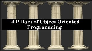 IQ 38: What are the 4 Pillars of OOP?