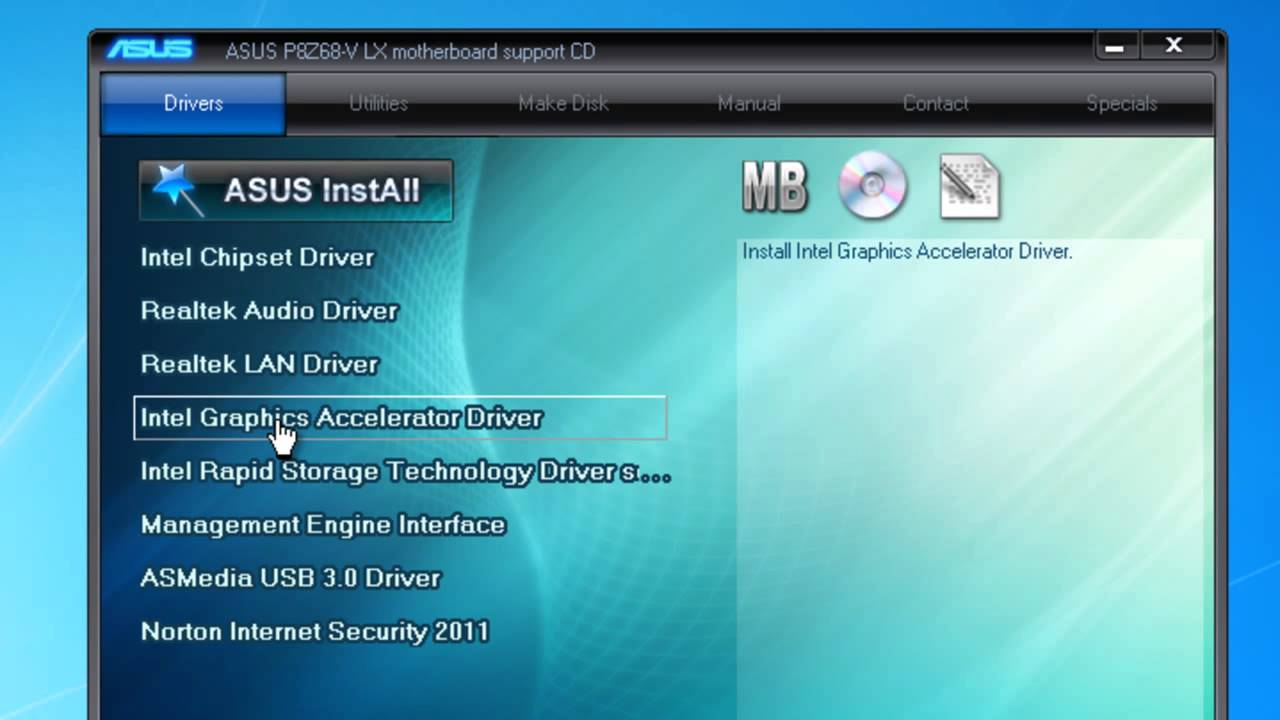 asus drivers windows 7 64 bit free download