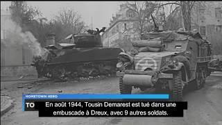 [Reportage] 73eme anniversaire de la Libération de Dreux par la TV Américaine