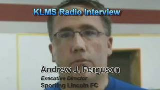KLMS Radio Interview with Andrew J. Ferguson