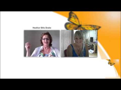 Virginia Jones And Heather Ellis Drake Intro to Pure Frequency Healing, Gone Viral