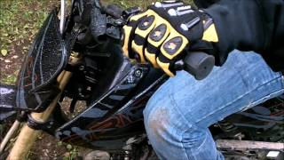 how to shift gears on a dirtbike hd
