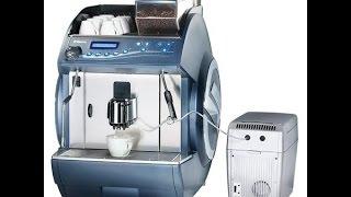 Saeco idea cappuccino - суперавтомат видео работы кофемашины(, 2017-01-17T09:04:59.000Z)