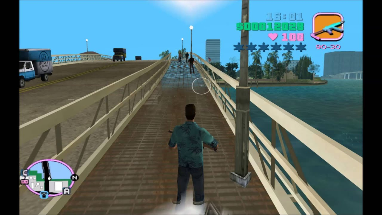 gta vice city deluxe ultimate trainer