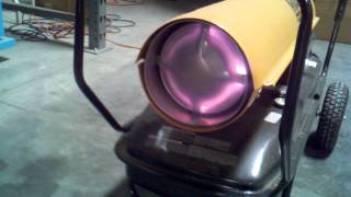 Master Space Heater / Jet Engine