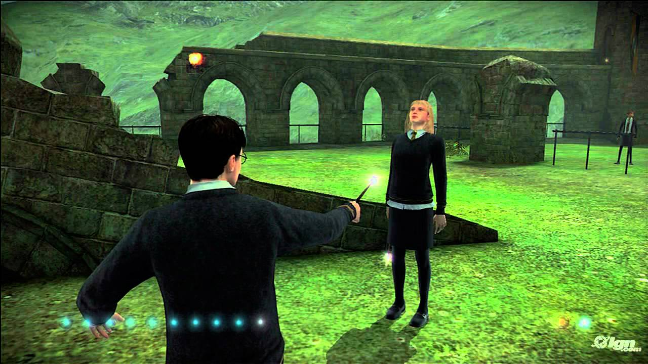 Harry Potter And The Half Blood Prince Playstation 3 Youtube