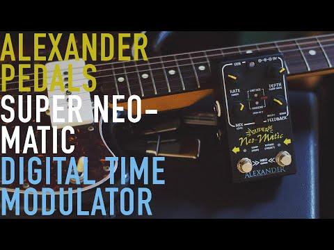 Ambient Sketch 045 - Alexander Pedals Super Neo-Matic