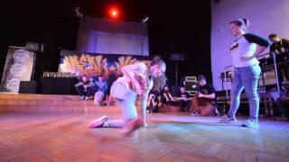 Bgirl Battle 1vs1 (Dogrywka) / Wiki vs Julietta