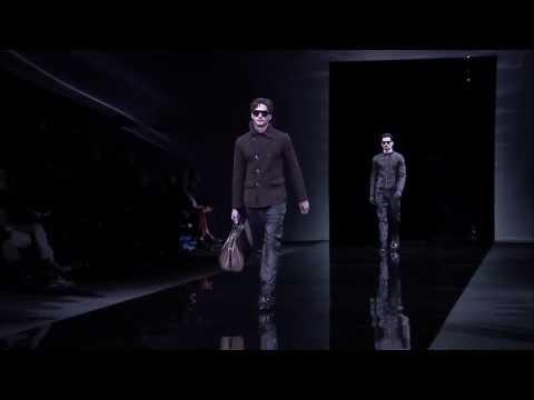 Giorgio Armani – 2014 Fall Winter  – Menswear Collection