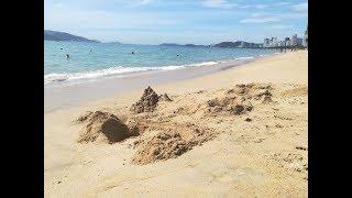 Вьетнам 2019, Нячанг, 5 мин до пляжа, 1ая линия, отель Hai Au Hotel 3*