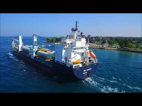 BBC ALBERTA - Upbound Port Huron, Michigan 9-24-2017