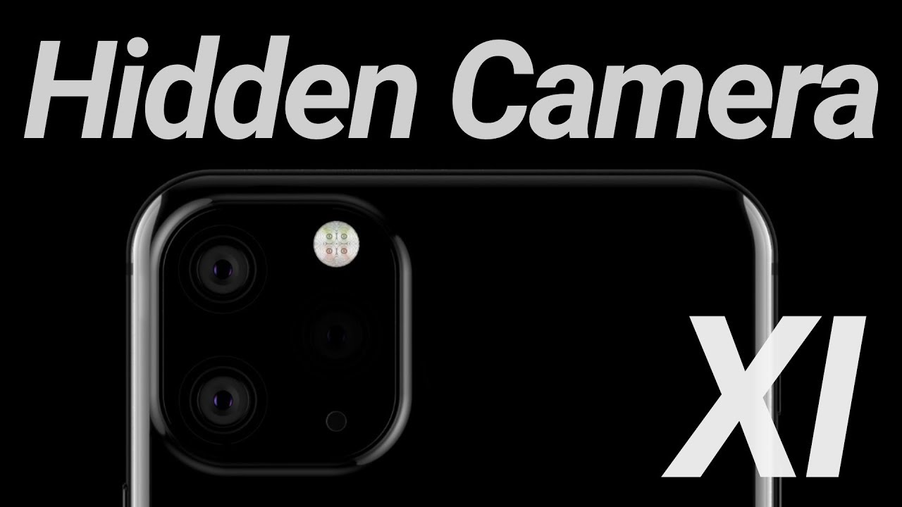 Leaked 2019 iPhone 11 Camera Changes & 2020 iPhone Rumors!