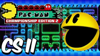 Pac-Man Championship Edition 2 (PS4) - Championship II | 1080p 60FPS