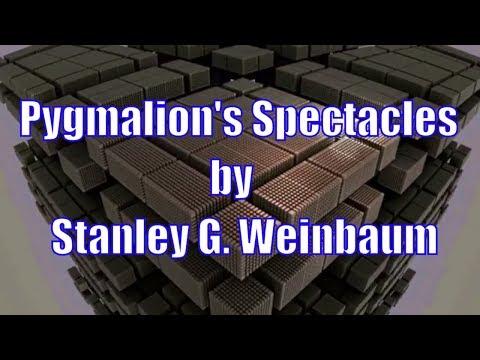 Audiobook science fiction short. Pygmalion