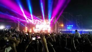 Skrillex India tour  ( Delhi/GURGAON Huda grounds)