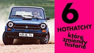 6 hothatch'ów, które zmieniły motoryzację - #131 TOP