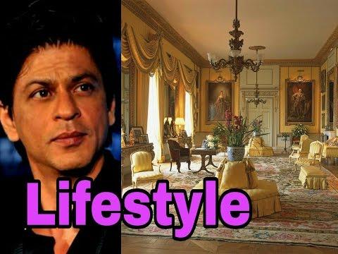 Shahrukh Khan Income , Cars, Houses, Luxurious Lifestyle And Net Worth | Shah Rukh Khan | Srk | King