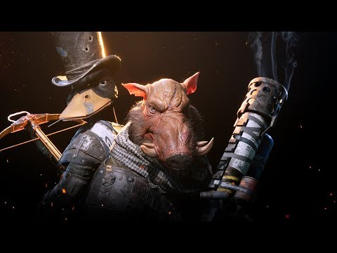 Mutant Year Zero: Road to Eden - Tactical Combat With a Twist