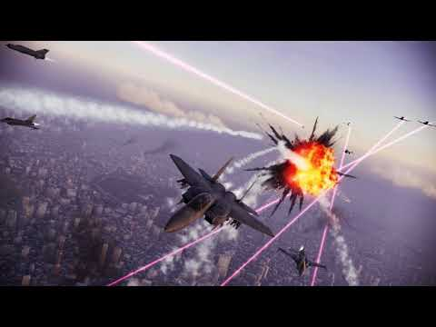 Far Eastern Front - Ace Combat Infinity Mission Dialogue