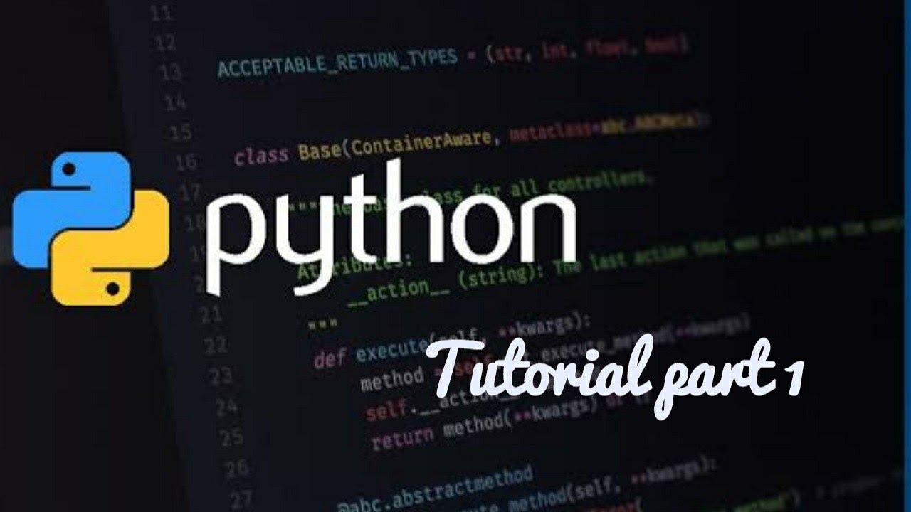 Python Tutorial | Python 3 7 0b4 | latest version python | Part 1