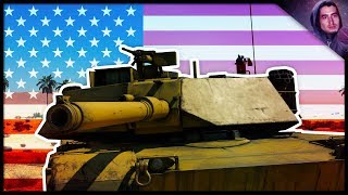 Does the Abrams Still Preform?! || M1 Abrams (War Thunder Tank Gameplay)