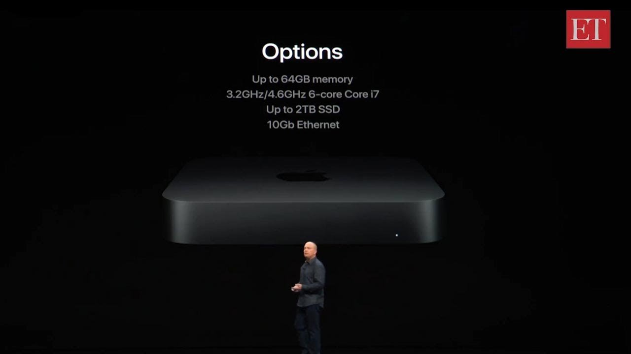 Mac Mini 2018 Price Specifications And Features Apple Launch