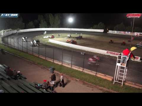 Cycleland Speedway - Open Highlights 5/21/16