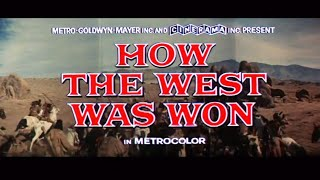 How The West Was Won - Trailer