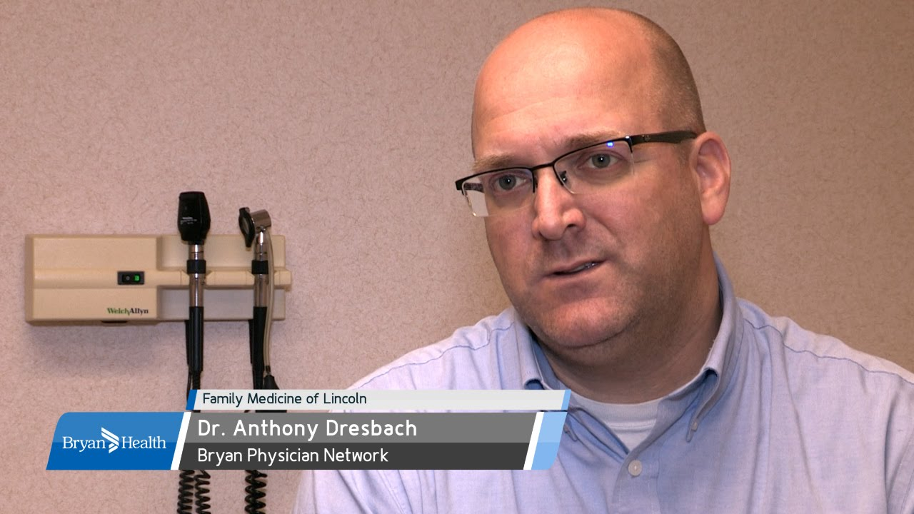 Meet Dr Anthony Dresbach Family Medicine Physician Youtube
