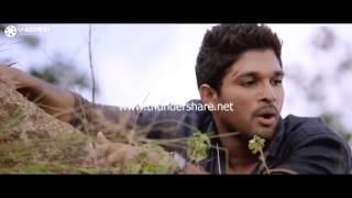 Main Hoon Lucky The Racer Movie   Allu Arjun actin scenes//beat you//   You
