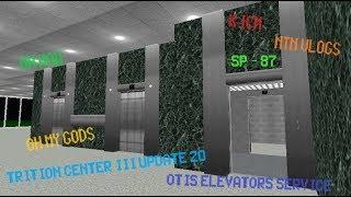 Skyscrapersim Elevators Otis Service ( SP - 87 ) @ Lift Trition Center III Update 20